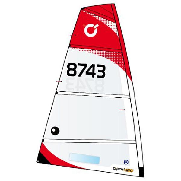 BIC Sport O'Pen BIC - SAIL 3.8m² - Trainer Dacron