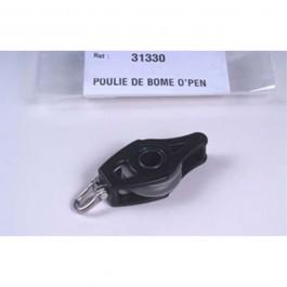BIC Sport O'Pen BIC - Mainsheet pulley - RONSTAN Series 40