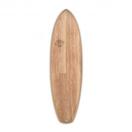 "BIC Sport Surf - 6'4"" EARTH Multi Fin Swiss Knife"