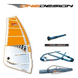 BIC Sport Windsurf - Rig One Design 7