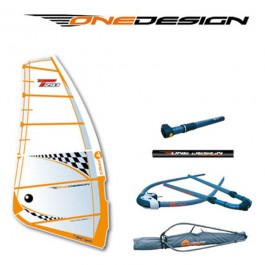 BIC Sport Windsurf - Rig One Design 8