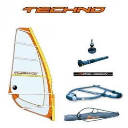 BIC Sport Windsurf - Rig Techno 7