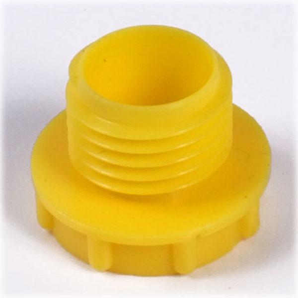 BIC Sport Boats - Drain plug - yellow colour