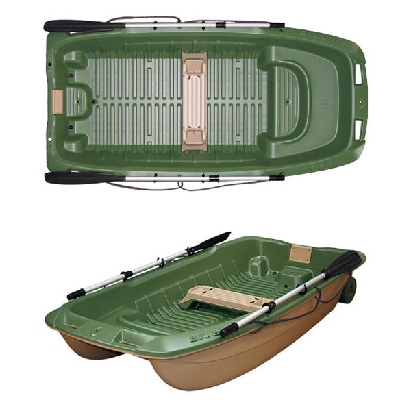 BIC Sport Boats - SPORTYAK 245 Explorer